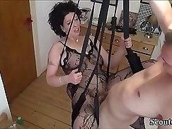 CAMSTER - Stockings Foutte Mama Fucking Philippine Guy