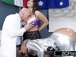 Phoenix Marie fucked by doctor