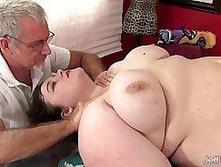 Chubby male massage is best!