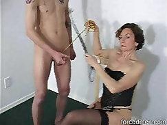 Cock Mistress in Red Lingerie - Erica Krick
