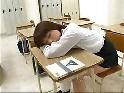 Busty Schoolgirls Have Tight Breaths