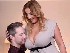 Bigcock housewife fucked between her husbands mile poles