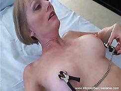 Amorous sex with ballgagged slave