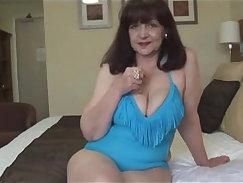 busty mature english slut sucks and fucks dick