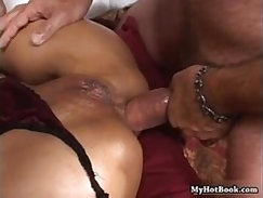 Asian older mature cums from whip