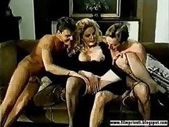 Classic Vintage Garter Sex Lesbian Camstar Toying