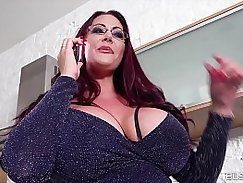Two hot milf with huge tits xxx hardcore fuck
