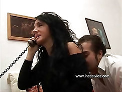Italian girls gets some enthusiastic fucking action