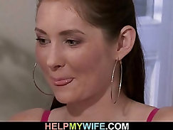 Cuckold Wife With Older Man Cheats On Husband With Some People
