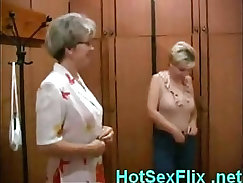 Charming slut is in for a wild ride by a scorching lesbian