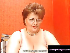 Sexy older women showing their aging bodies in HD porno movies