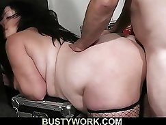 Ladies with perfect bodies getting banged brutally while on cam