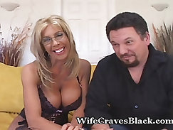 Wife Dreamed Of Black mamba Cock In Her