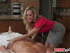 Big tits milf threesome xxx Switching