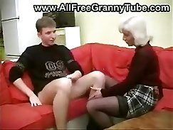 Big mature ripped up by the red haired guy