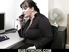 Big Tits Girl Riding Stiff Cock