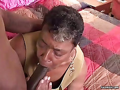 Cop fuckin whore and giant black cock dp BVR