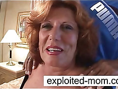 Curvy Mature woman Likes Big Cock