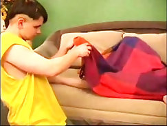 Russian SLeeping Sweety Moms Fuck Her Excited Son