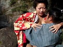 Sexy geisha Kotone Yamashita fucked deep and hard