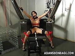 Busty Brunette Gets Her Pussy Fucked Hard By A Good Dick