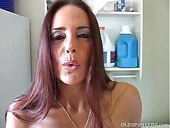 BIG ASS MILF DIZZY WOMAN Fucking For Oilin Cash
