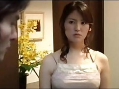 Cute and attractive Japanese darling gets fucked in a traditional way