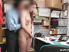 Best friend gets big cock sucked and fucked